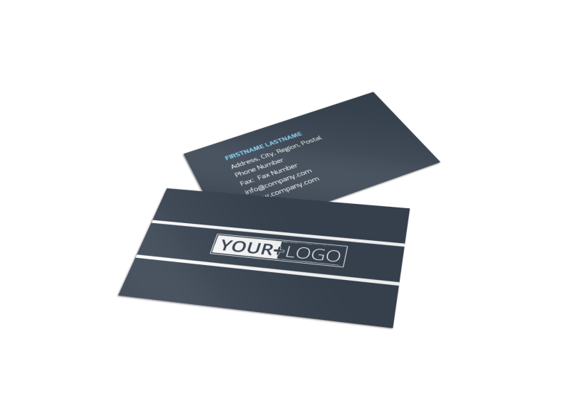 Apartment Cleaning Business Card Template Preview 1