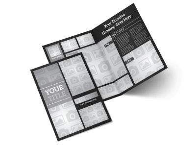 Generic Bi-Fold Brochure Template 2924