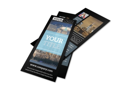 Urban Real Estate Flyer Template 2 preview