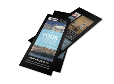 Urban Real Estate Flyer Template 2