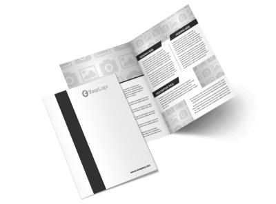 Generic Bi-Fold Brochure Template 2933