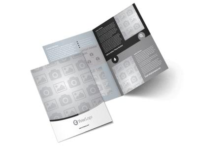Generic Bi-Fold Brochure Template 2942 preview