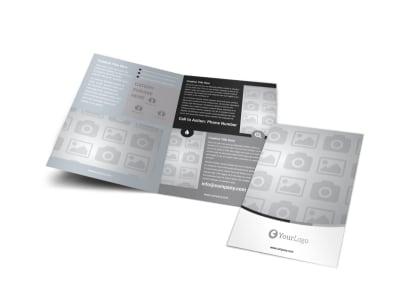 Generic Bi-Fold Brochure Template 2946 preview