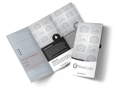 Generic Tri-Fold Brochure Template 2948 preview