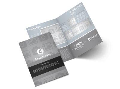 Generic Bi-Fold Brochure Template 2951