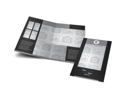 Generic Bi-Fold Brochure Template 2964