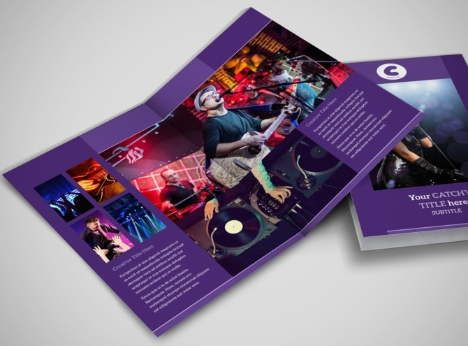 Music Brochure  KakTakTk