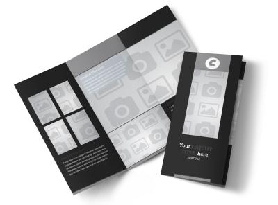 Generic Tri-Fold Brochure Template 2966