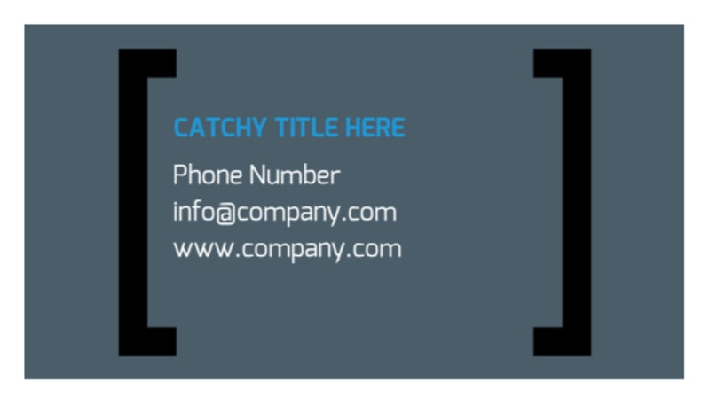 Live Music Band Business Card Template Preview 3