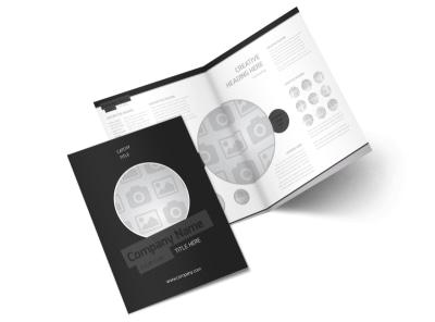 Generic Bi-Fold Brochure Template 2978 preview