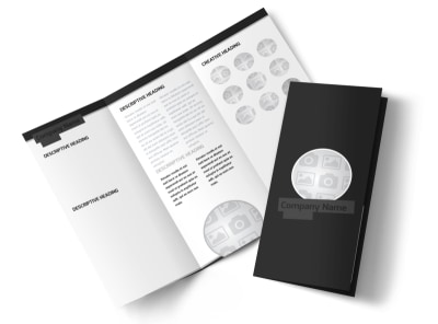 Generic Tri-Fold Brochure Template 2984 preview