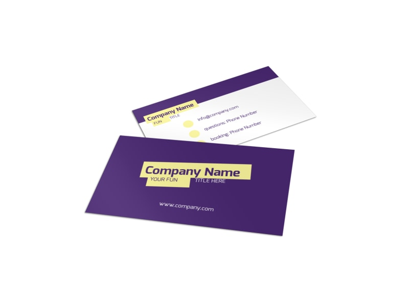 live dj business card template mycreativeshop