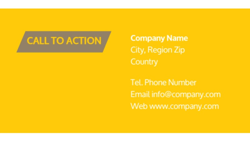 Jazz Band Business Card Template Preview 3