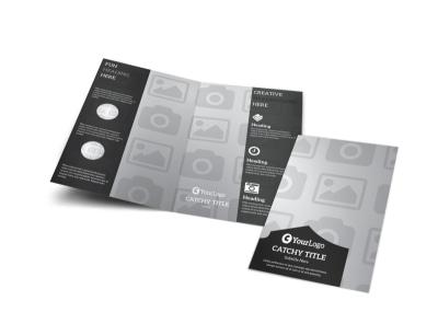 Generic Bi-Fold Brochure Template 3009