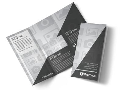 Generic Tri-Fold Brochure Template 3065