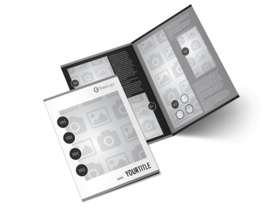 Generic Bi-Fold Brochure Template 3068