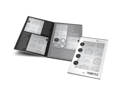 Generic Bi-Fold Brochure Template 3072