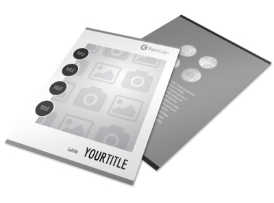 Generic Flyer Template 3073 preview
