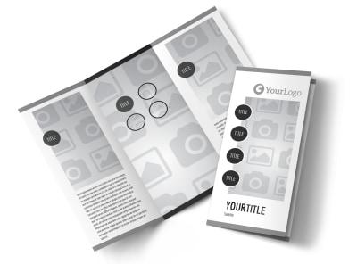 Generic Tri-Fold Brochure Template 3074