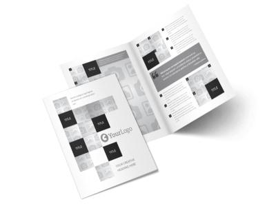 Generic Bi-Fold Brochure Template 3086 preview
