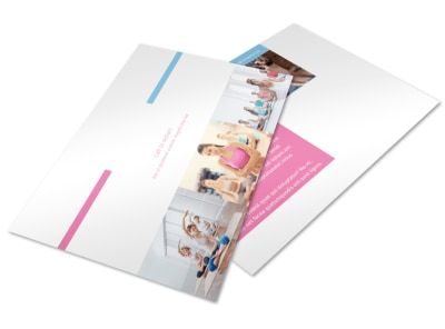 Core Yoga Postcard Template 2
