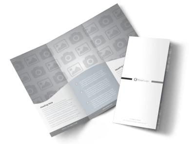 Generic Tri-Fold Brochure Template 3101
