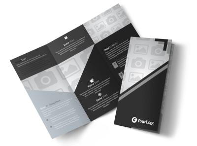 Generic Tri-Fold Brochure Template 3112