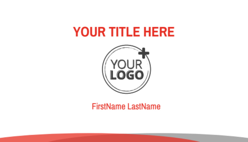 Cable & Internet Provider Business Card Template Preview 2