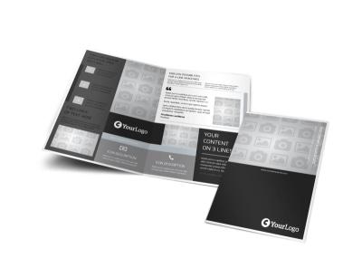 Generic Bi-Fold Brochure Template 3160 preview