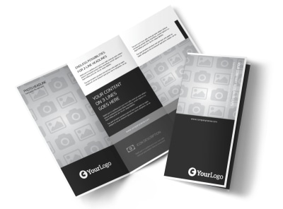 Generic Tri-Fold Brochure Template 3162 preview