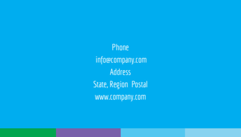Wash & Detail Business Card Template Preview 3