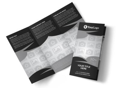 Generic Tri-Fold Brochure Template 3216