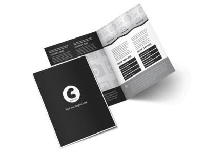 Generic Bi-Fold Brochure Template 3228 preview
