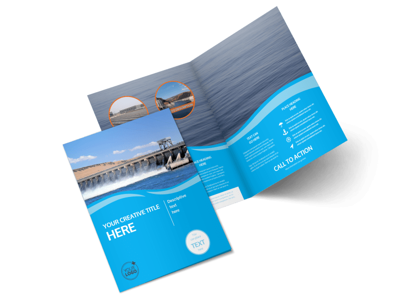 Hydropower Brochure Template Preview 1