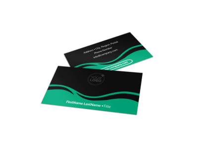 Fresh Sushi Business Card Template