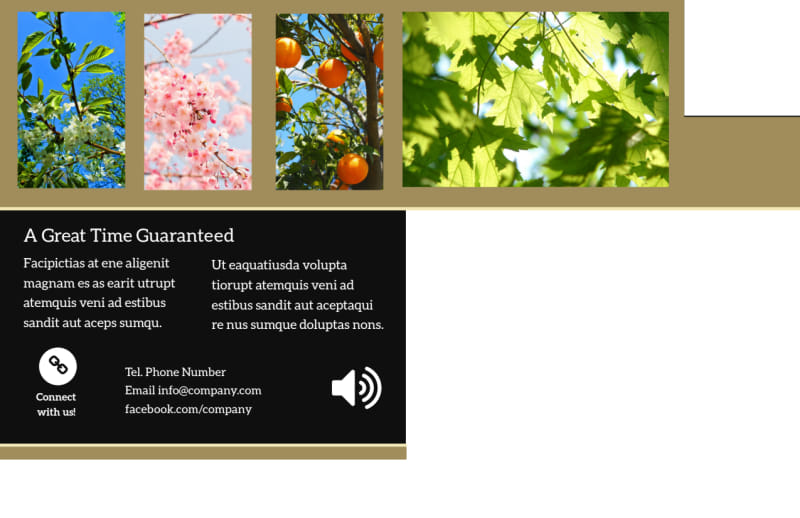 Tree Transplanting Service Postcard Template Preview 3