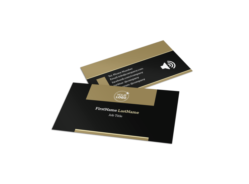 Tree Transplanting Service Business Card Template Preview 1