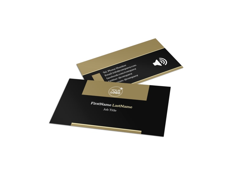 Tree Transplanting Service Business Card Template Preview 4