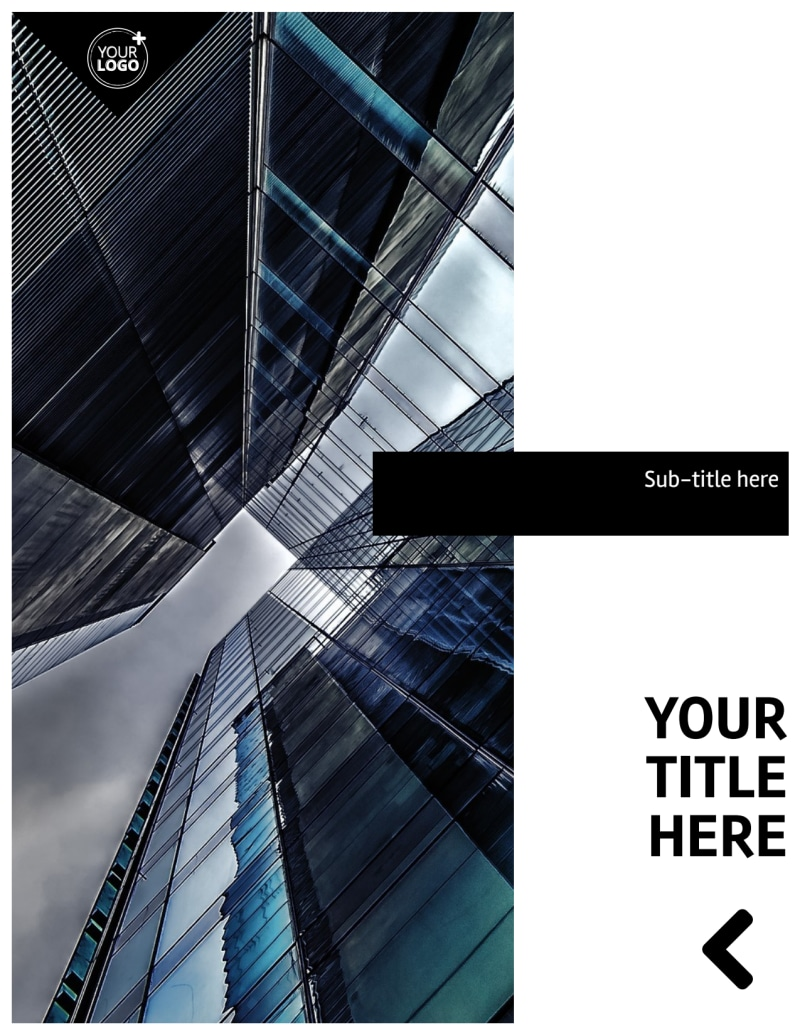 Architectural Firm Flyer Template Preview 2