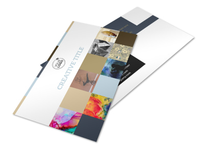 Art Gallery Postcard Template