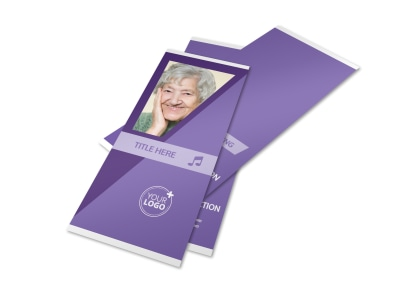 Assisted Living Facility Flyer Template 2
