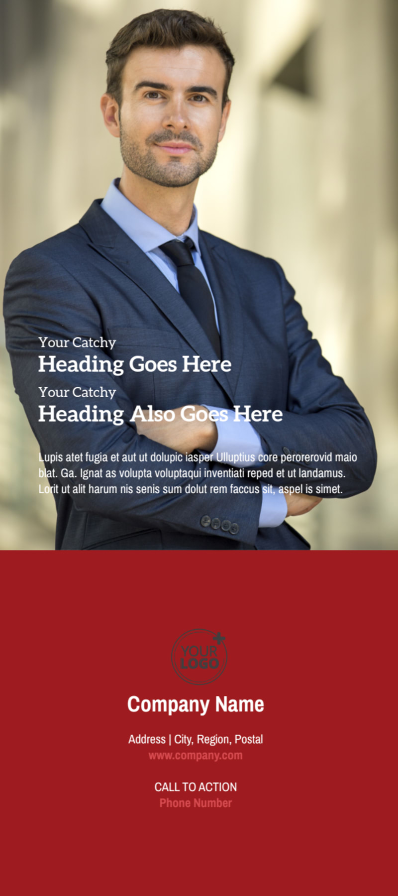 Attorney At Law Flyer Template Preview 3