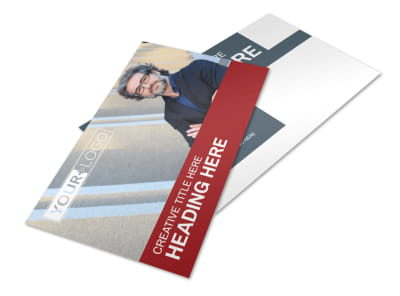 Attorney & Legal Service Postcard Template 2 preview