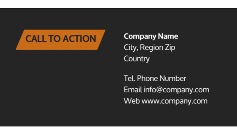 Brewery Business Card Template Preview 3
