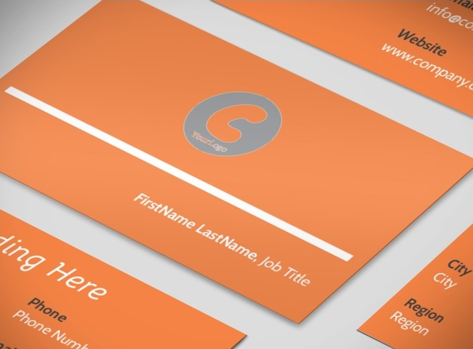 Christian Ministry Business Card Templates