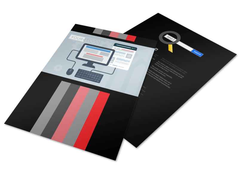 Creative Web Designers Flyer Template Preview 1
