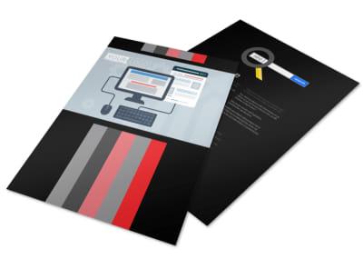 Creative Web Designers Flyer Template