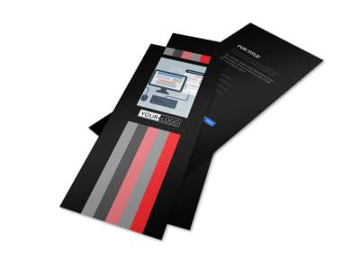 Creative Web Designers Flyer Template 2