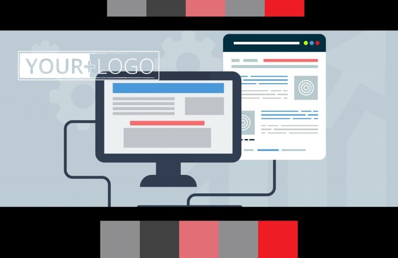 Creative Web Designers Postcard Template Preview 2