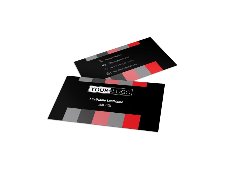 Creative Web Designers Business Card Template | MyCreativeShop